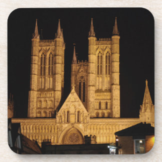 Lincoln Cathedral Coaster