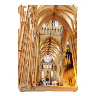 Lincoln cathedral cover for the iPad mini