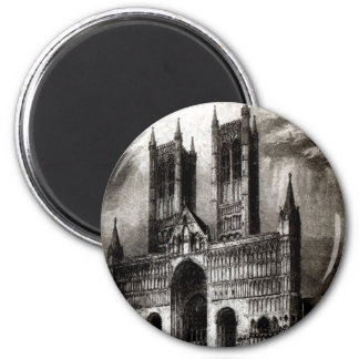 Lincoln Cathedral Magnet