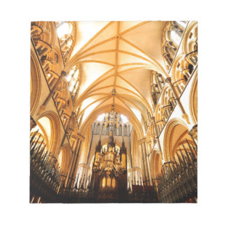 Lincoln cathedral notepads