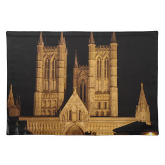Lincoln Cathedral Placemat