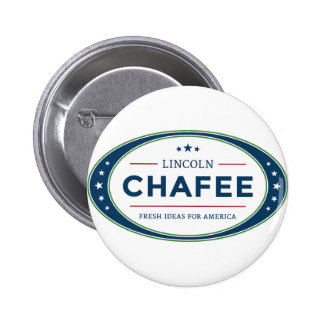 Lincoln Chafee presidential election 2016 2 Inch Round Button