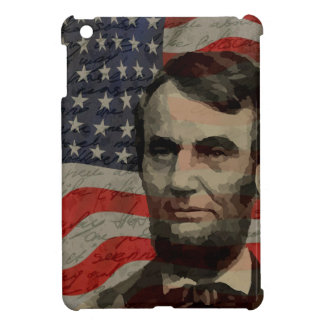 Lincoln day iPad mini cover