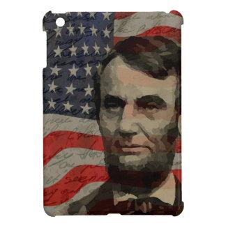 Lincoln day iPad mini covers