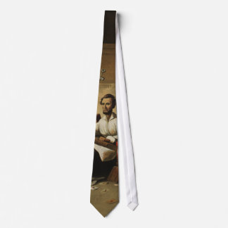 Lincoln & Emancipation Proclamation Tie