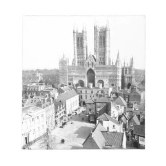 Lincoln, England Notepads