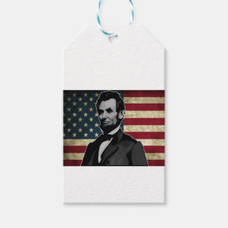 lincoln gift tags