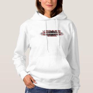 Lincoln High School Hoodie Sweatshirt, Women