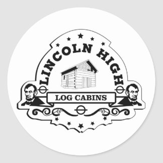 Lincoln High Sticker