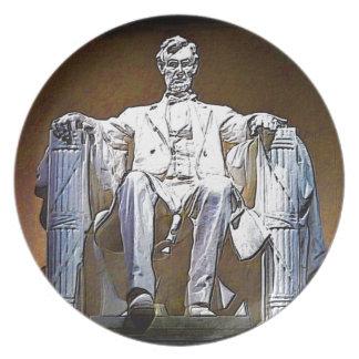 Lincoln II Plate