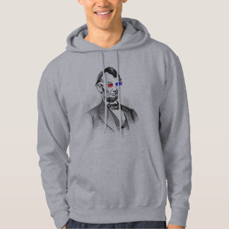 Lincoln in 3D! Hoodie