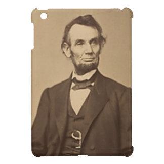 Lincoln iPad Mini Cover