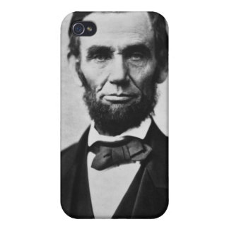 Lincoln iPhone 4 Case