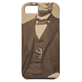 Lincoln iPhone 5 Cover