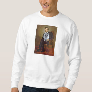 Lincoln - Keeshond (F) Sweatshirt
