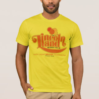 Lincoln Land Amusement Park, Effingham, Illinois T-Shirt
