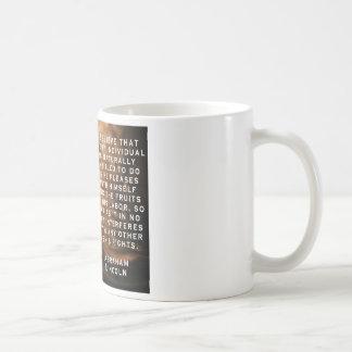 Lincoln Liberty Mug