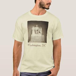 Lincoln Memorial Adult T-shirt