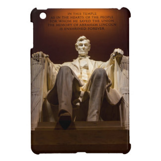Lincoln Memorial At Night - Washington D.C. Case For The iPad Mini