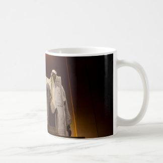 Lincoln Memorial At Night - Washington D.C. Coffee Mug