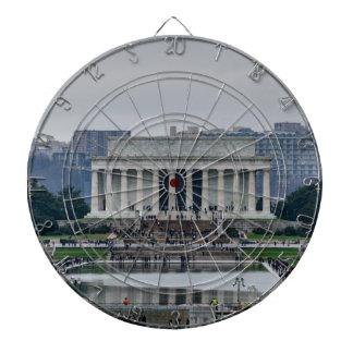Lincoln Memorial Dart Boards