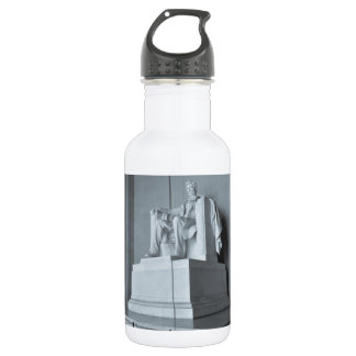 Lincoln Memorial in Washington DC 532 Ml Water Bottle
