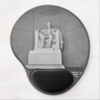 Lincoln Memorial in Washington DC Gel Mouse Pad