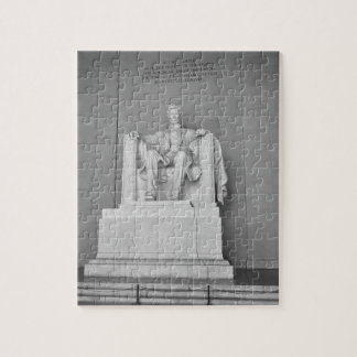 Lincoln Memorial in Washington DC Jigsaw Puzzle