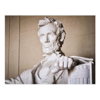 Lincoln Memorial in Washington DC Postcard