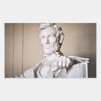 Lincoln Memorial in Washington DC Sticker