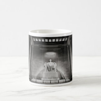 Lincoln Memorial- Interior Coffee Mug