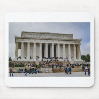 Lincoln Memorial Mouse Pad