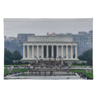 Lincoln Memorial Place Mats