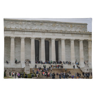 Lincoln Memorial Placemat