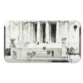 Lincoln Memorial Steps 1922 iPod Touch Cases