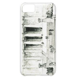 Lincoln Memorial Steps 1922 iPhone 5C Covers