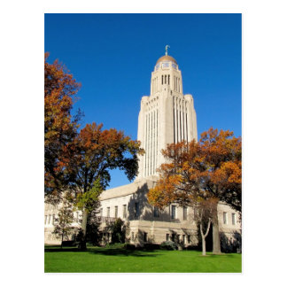 Lincoln, NE State Capitol postcard #1n  0001000