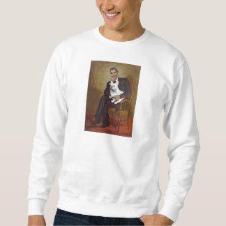 Lincoln-Obama-FrenchBD - W Sweatshirt