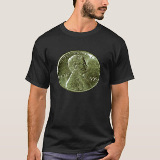 Lincoln Penny Shirt