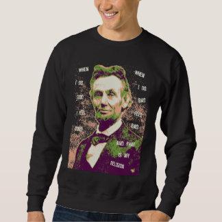 Lincoln - Religion Sweatshirt