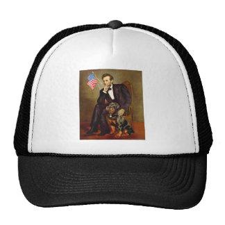 Lincoln  - Rottweiler Trucker Hat