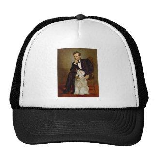 Lincoln - Wheaten Terrier 7 Trucker Hat
