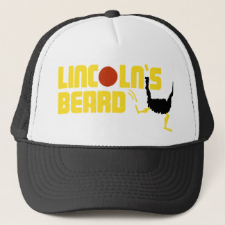 Lincolns Beard Official Team Hat