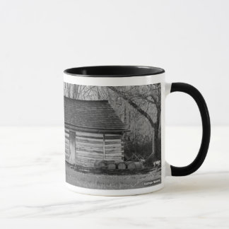 Lincoln's New Salem - 3 of 4 (B/W) Mug
