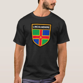 Lincolnshire Flag T-Shirt