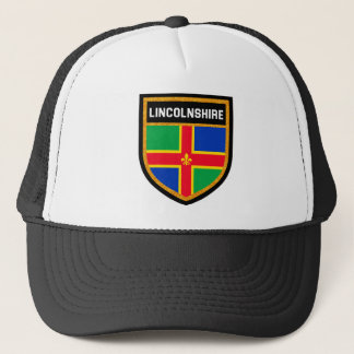 Lincolnshire Flag Trucker Hat