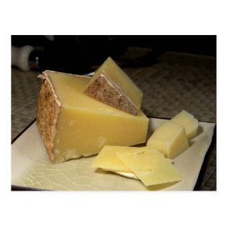 Lincolnshire Poacher Cheese Postcard