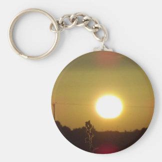 Lincolnshire Sunrise 5 Key Chains
