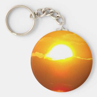 Lincolnshire Sunrise 8 Key Chains