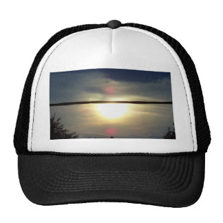 Lincolnshire Sunset 10 Trucker Hat